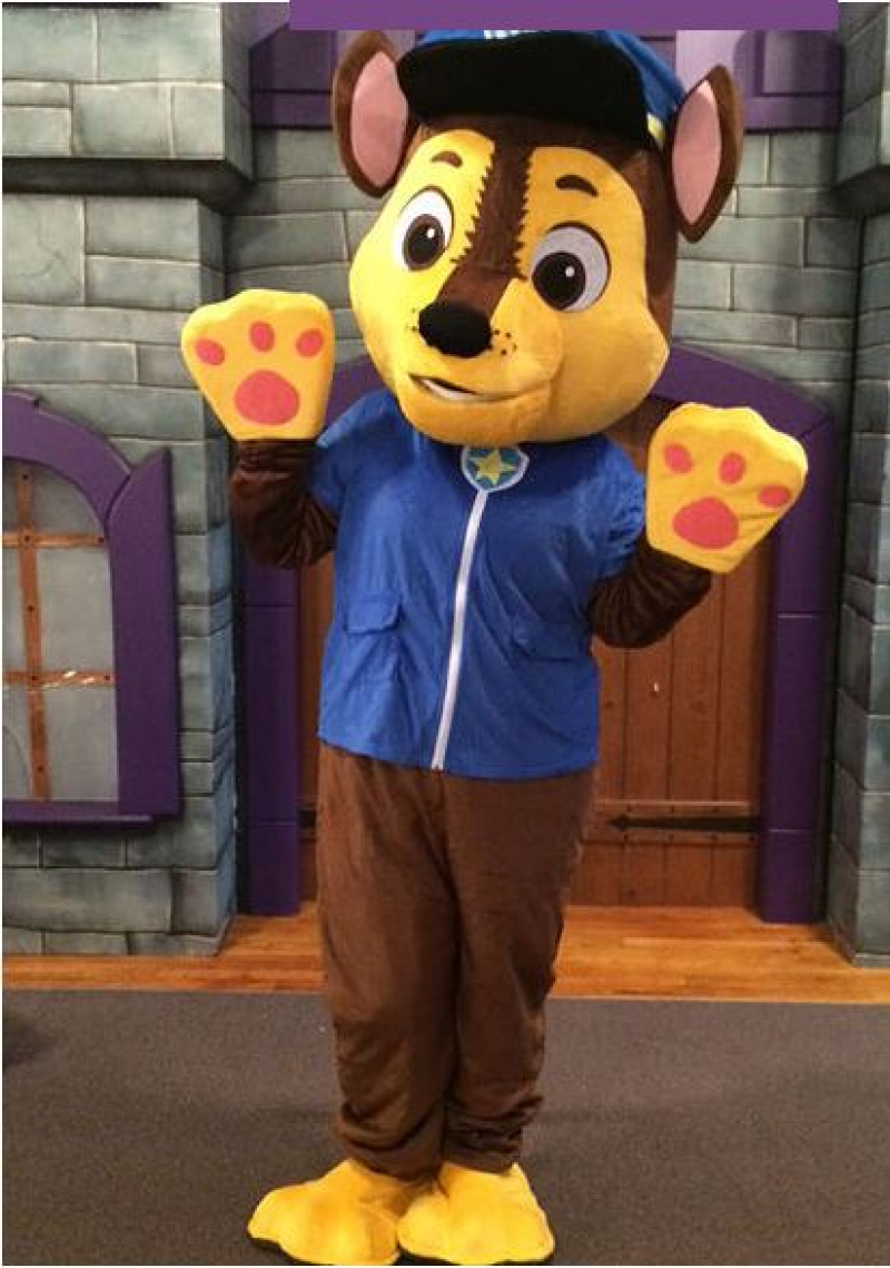 Come to the Fair and Meet your favourite Paw Patrol friends
