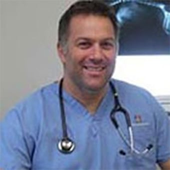 Dr. Robert Runde<br><span>Internal Medicine</span> #1