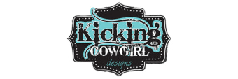 Kicking Cowgirl Designs #1