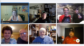 February 2021 Virtual Meeting #1