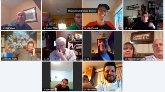 March 2021 Virtual Meeting #1